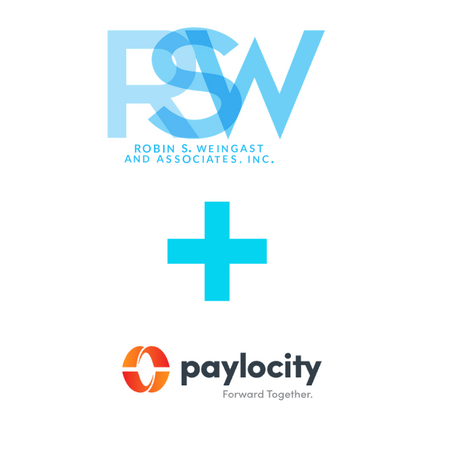 Robin S. Weingast & Associates + Paylocity = An Exciting Opportunity!