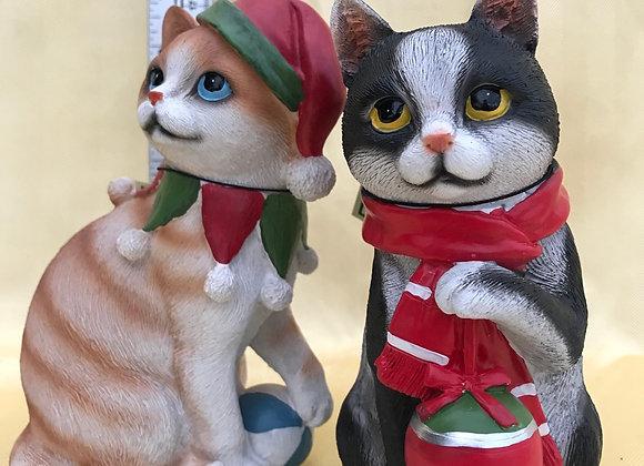 Christmas Cats - Single