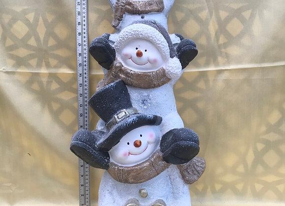 Stack of Snowmen