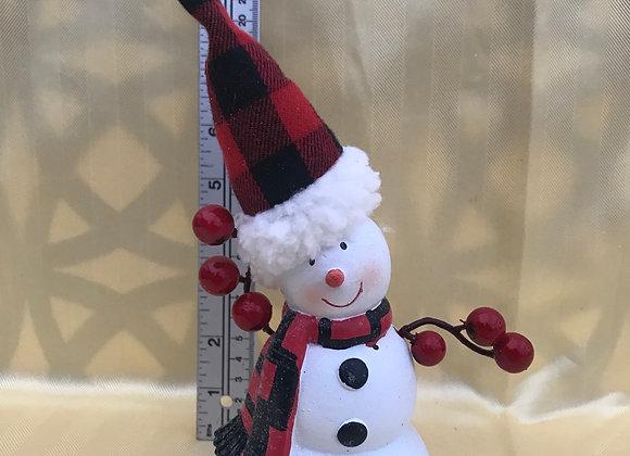 Large Snowman Ornament