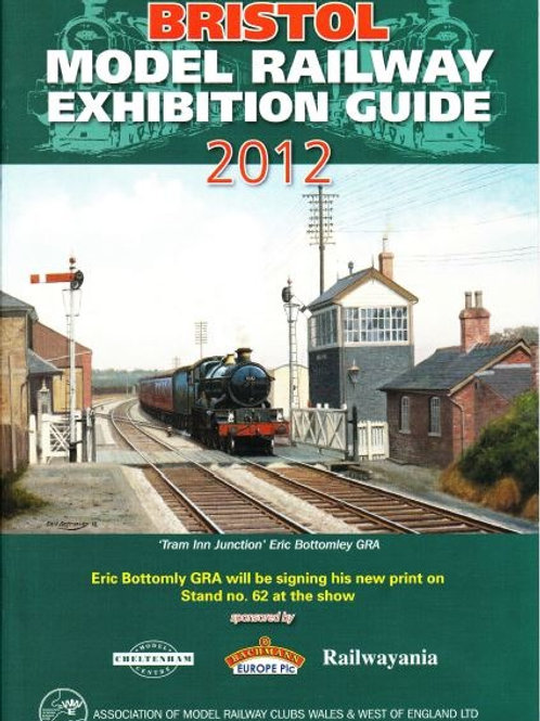 2012 Bristol Model Railway Exhibition Guide