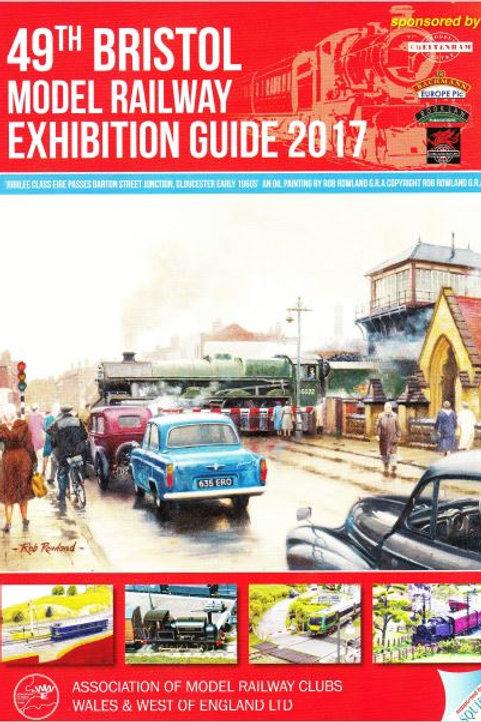 2017 Bristol Model Railway Exhibition Guide