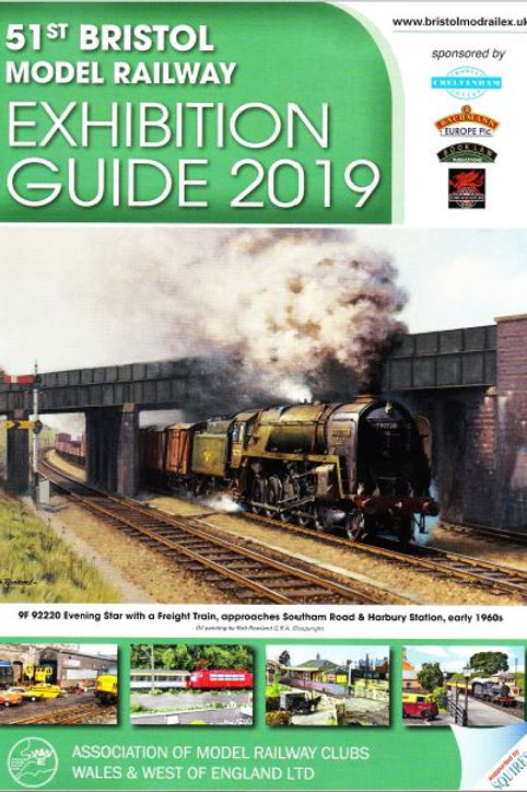 2019 Bristol Model Railway Exhibition Guide