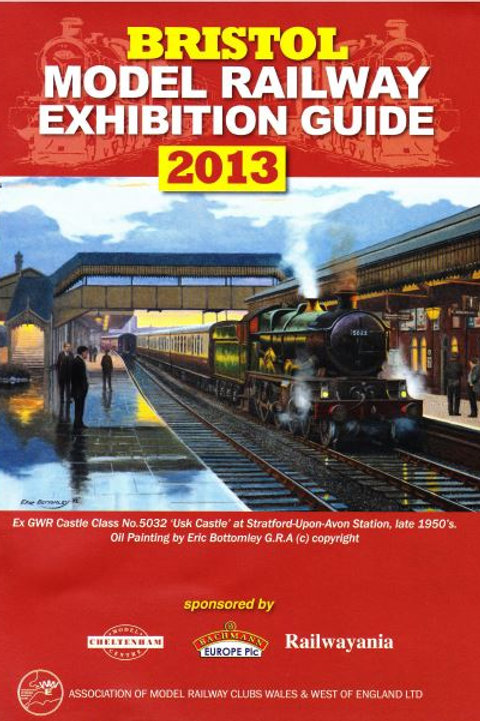 2013 Bristol Model Railway Exhibition Guide