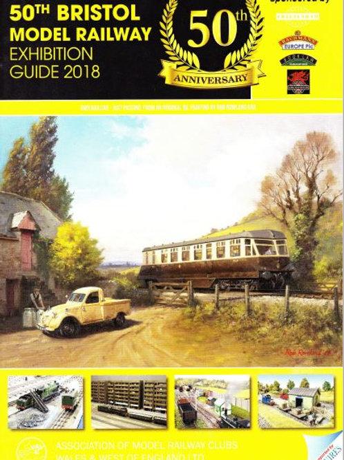 2018 40th Bristol Model Railway Exhibition Guide