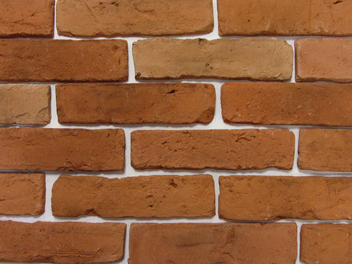 the old natural brick feature wall tile is based off the original nineteenth century brick style and colour and will suit almost any application