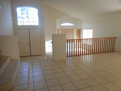 4136 Entry way and Dining room