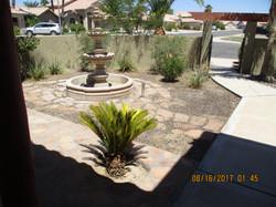 2652 Courtyard & Fountain