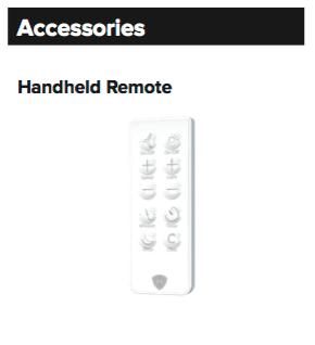 Haiku Fan Stylish Remote Control