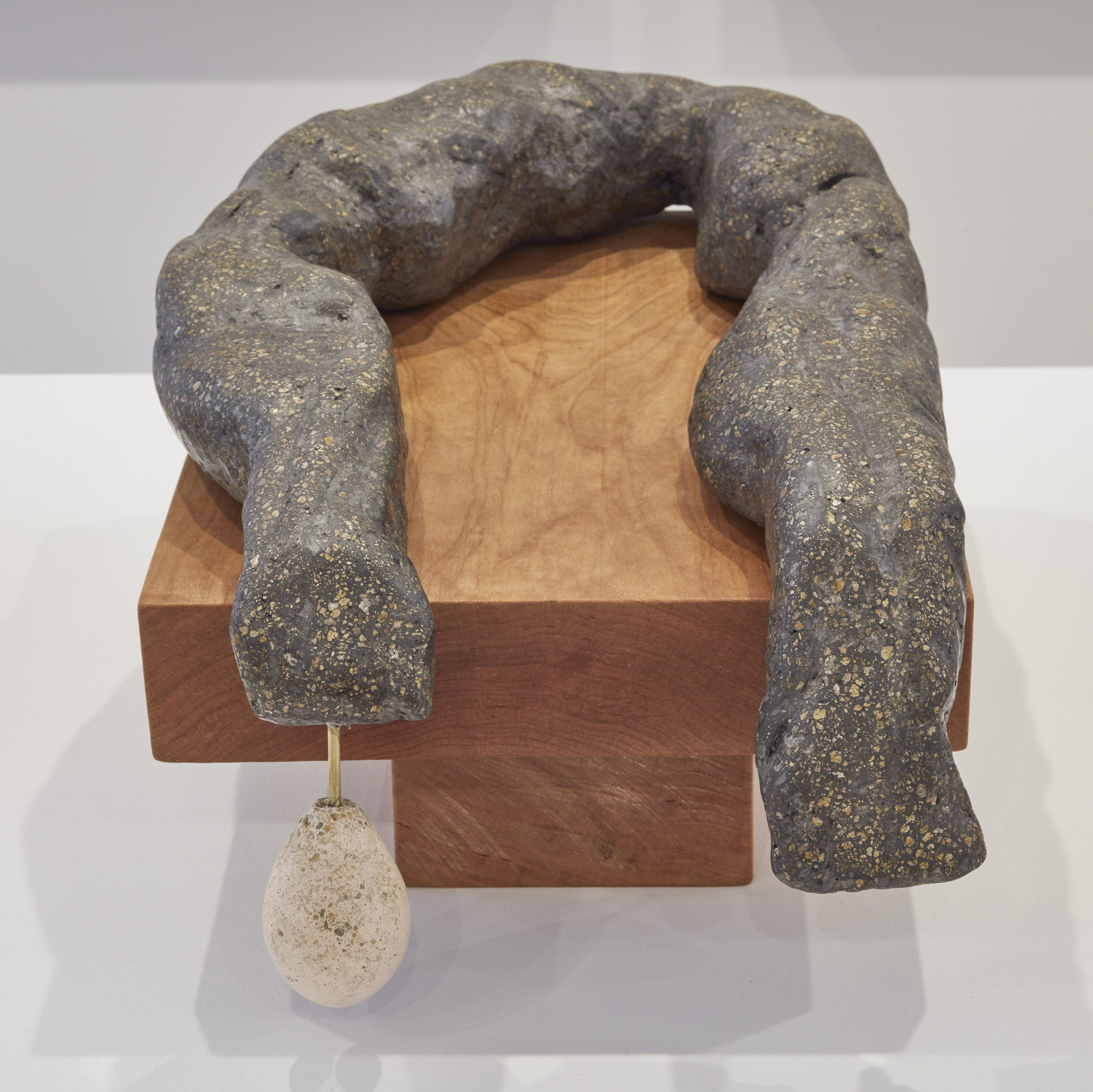 Detail (6 Untitled Stones)