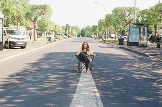 Avenue Olivier d'Ormesson