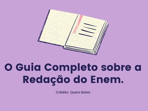 [e-book] Guia completo sobre a redação do Enem.