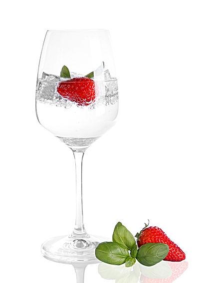 rétha fraise basilic