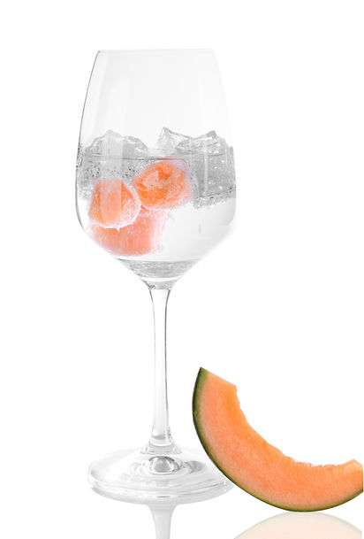 rétha fresh melon- vodka retha