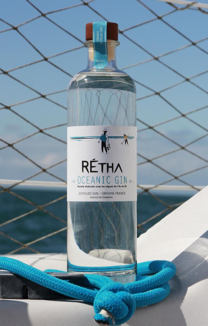 OCEANIC GIN - RETHA