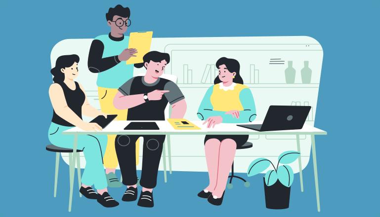 Employés : rassurés temps travail