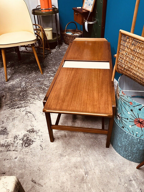 REMPLOY EXTENDING COFFEE TABLE VINTAGE/RETRO 1960S MID CENTURY MODERN TABLE
