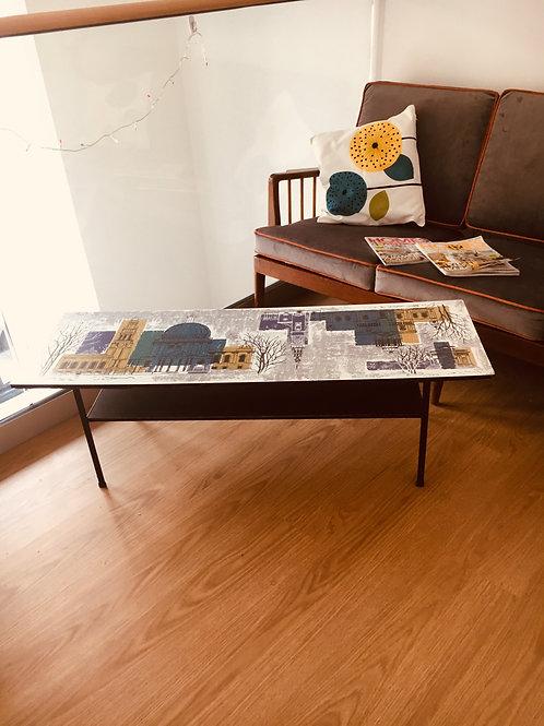JOHN PIPER FOR CONRAN 1950S TABLE