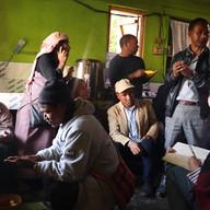 Visiting Traditional Khasi Ritual