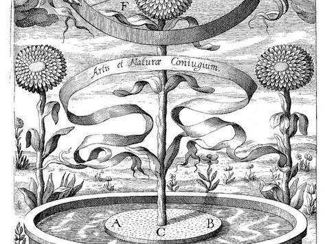 Катоптрическая магия Атаназиуса Кирхера