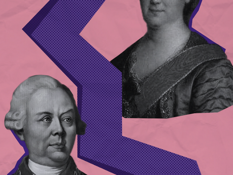 Роль женщины в семье и при дворе во второй половине XVIII века (по письмам графини Е.М. Румянцевой к
