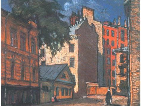 «Душа и город Евгения Куманькова»: по любимым маршрутам прогулок художника. Выставочный проект и кве