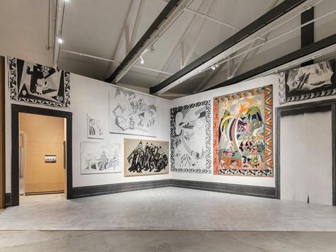 Выставка Джермано Челанта  «Post Zang Tumb Tuuum: искусство – жизнь – политика. Италия 1918–1943»