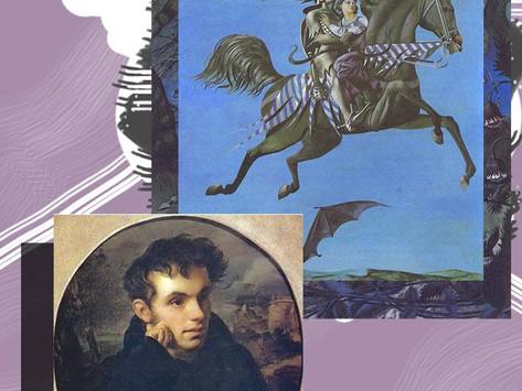 Функции пейзажа в балладах Жуковского (на основе баллад «Гаральд», «Эолова арфа», «Варвик», «Рыбак»