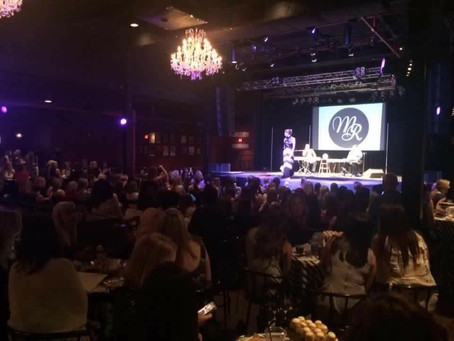 Many Thanks to Girls Night Out: Glamour + Giving