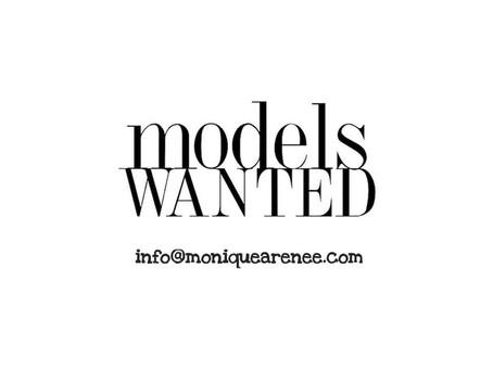 Female Runway Models Wanted!