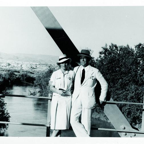 Erst gemeinsam mit seiner Frau, danach mit den drei Kindern: Aldo Furlanetto gründete 1927 einen klassischen Familienbetrieb.