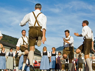 Salzburgs Trachtenszene