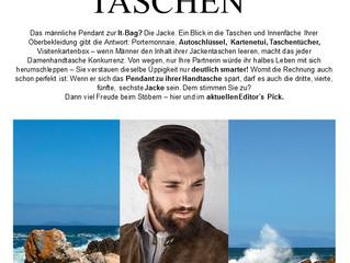 """Neue """"Männerhandtaschen"""""""