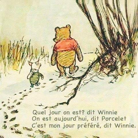 jour J winnie