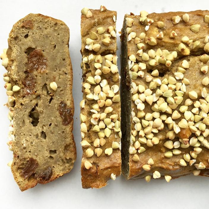 Cinnamon and Raisin Protein Loaf