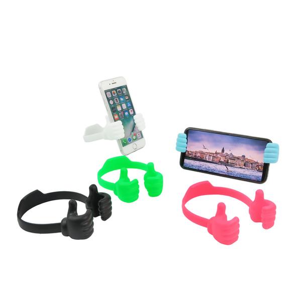 EL Şekilli Plastik Telefon Tutucu