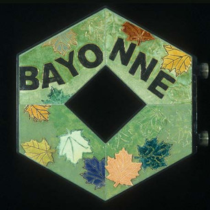 "Wayfinder: ""Bayonne"" side"