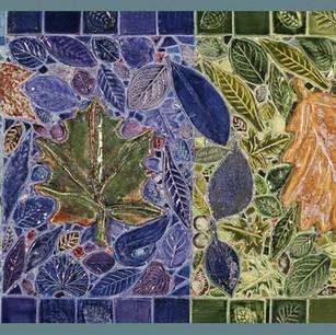 (Detail) Brighton Clay Re-Leaf No. 2