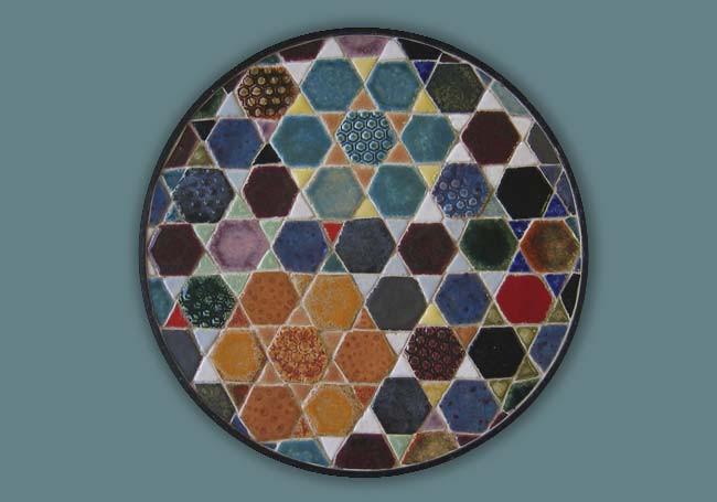 Star Hexagon Circle