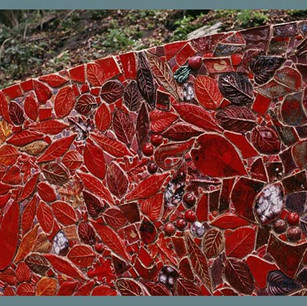 (Detail) Weeping Rock, front, left side