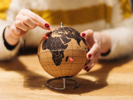 Histoire d'une reconversion professionnelle #1 : de la paix mondiale à la paix intérieure