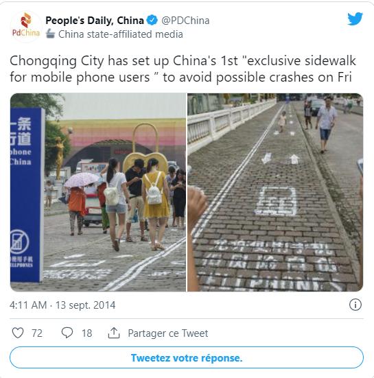 L'addiction au smartphone peut aller loin