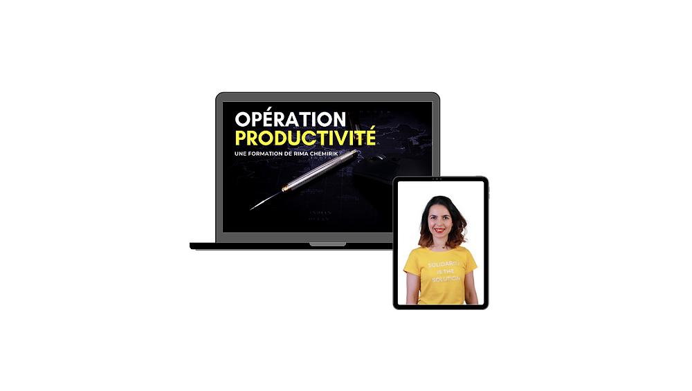 La formation anti-procrastination qui t'aide à trouver ton équilibre et booster ta productivité
