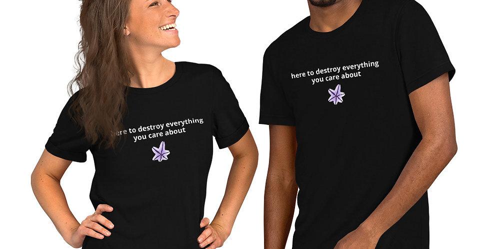 Asterina Short-Sleeve Unisex T-Shirt