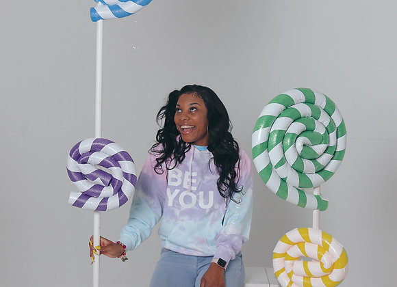 BE YOU Hoodie -Candy Land Edition (Pre-Order)