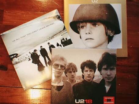 A tribute to U2, one of the greatest bands of all time