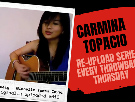 RE-UPLOAD SERIES: Lovely | Michelle Tumes Cover