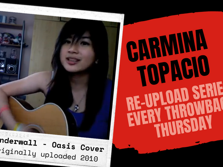 RE-UPLOAD cover for today is Wonderwall by Oasis