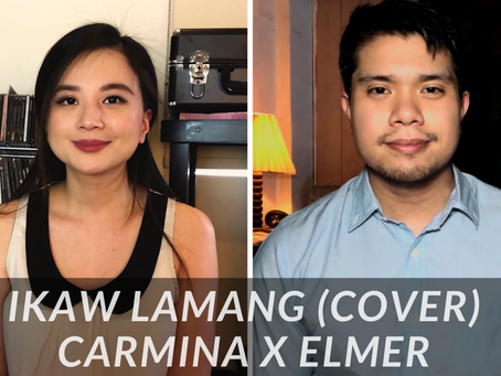 New cover duet (Ikaw Lamang) with one of my fave subscribers!!
