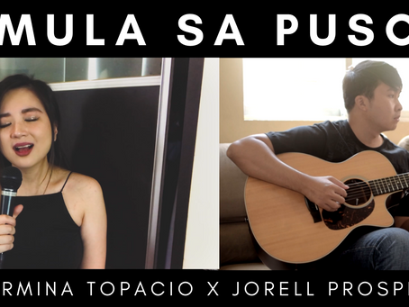 "Collab cover ""Mula sa Puso"" with Jorell Prospero!!"